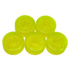 Mooer Footswitch Hat Yellow Green FT-YG 5pcs フットスイッチハット 5個入り