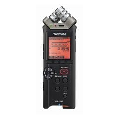 TASCAM DR-22WL VER2-J Wi-Fi接続対応 リニアPCMレコーダー
