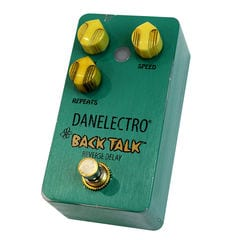 Danelectro LTD BACK TALK Reverse Delay BAC-LE ギターエフェクター