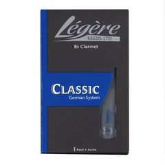 Legere BBG4.00 Classic for German System B♭クラリネットリード [4]