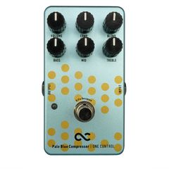 One Control Pale Blue Compressor コンプレッサー ギターエフェクター