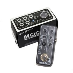 Mooer Micro Preamp 010 プリアンプ ギターエフェクター 【中古】