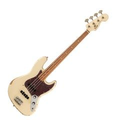 Fender 60th Anniversary Road Worn Jazz Bass PF OWT エレキベース