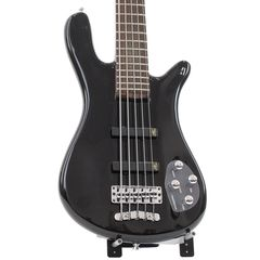 WARWICK Rockbass Streamer Stage1 5 N Solid Black High Polish 5弦エレキベース アウトレット