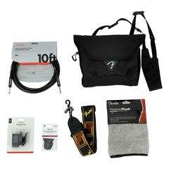 Fender Accessory Kit with Bag アクセサリーキット