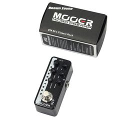 Mooer Micro Preamp 015 プリアンプ ギターエフェクター 【中古】