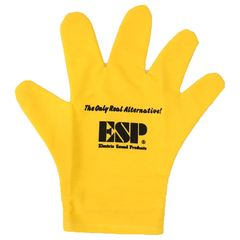 ESP CL-8G/YELLOW GLOVES CLOTH 手袋タイプギタークロス
