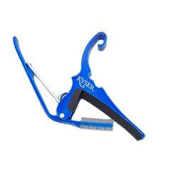 Kyser KG6U QUICK-CHANGE CAPO Blue アコギ用カポタスト