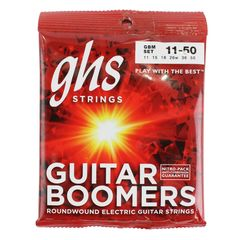 GHS Boomers GBM 11-50 エレキギター弦
