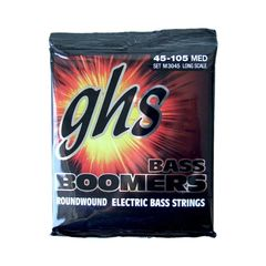 GHS Bass Boomers M3045 45-105 エレキベース弦