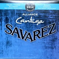 SAVAREZ 510 AJ HIGH TENSION Alliance&Cantiga クラシックギター弦