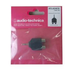 AUDIO-TECHNICA ATL424CS 変換プラグ