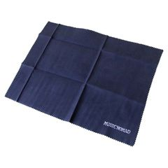MUSIC NOMAD MN201 MICROFIBER SUEDE POLISHING CLOTH 楽器用クロス