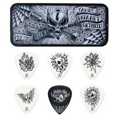 JIM DUNLOP James Hetfield Signature Picks 0.88mm ギターピック&ケース