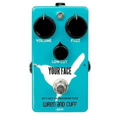 Wren and Cuff Your Face 60's Hot Germanium Fuzz ギターエフェクター