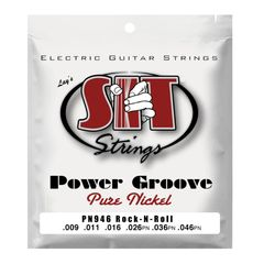 SIT STRINGS PN946 ROCK-N-ROLL POWER GROOVE エレキギター弦