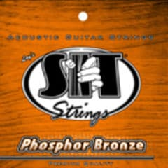 SIT STRINGS P1254 LIGHT PHOSPHOR BRONZE アコースティックギター弦