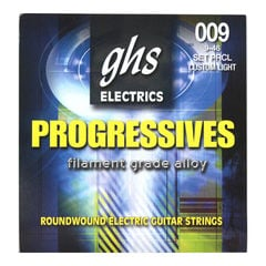 GHS PRCL 09-46 Progressives Series エレキギター弦