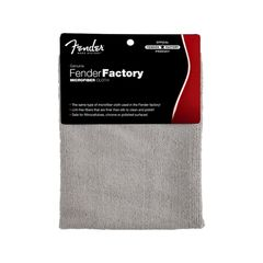 Fender Factory Microfiber Cloth クロス