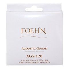 FOEHN AGS-120 Acoustic Guitar Strings 12strings Light 80/20 Bronze 12弦アコースティックギター弦