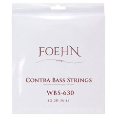 FOEHN WBS-630 Contra Bass Strings Double Bass Strings コントラバス ウッドベース弦