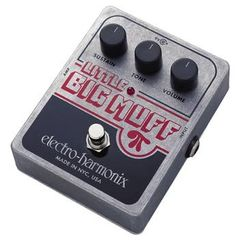 ELECTRO-HARMONIX LITTLE BIG MUFF 正規輸入品