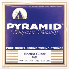PYRAMID STRINGS EG Pure Nickel 009-042 エレキギター弦