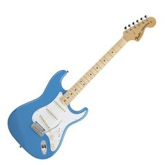 Fender Made in Japan Hybrid 68 Stratocaster Maple California Blue エレキギター