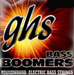 GHS H3045 Bass Boomers Heavy エレキベース弦×2セット
