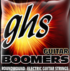 GHS GBL-8 Boomers 8弦用 エレキギター弦×6セット
