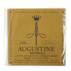 AUGUSTINE IMPERIAL 1st 1弦 クラシックギター弦 バラ弦×6セット
