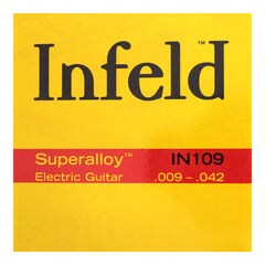 Thomastik-Infeld IN109 Superalloy 09-42 エレキギター弦×3セット