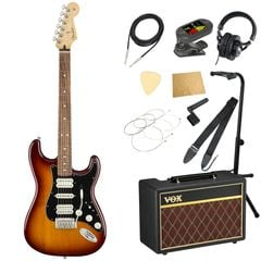 Fender Player Stratocaster HSH PF TBS エレキギター VOXアンプ付き 入門11点セット