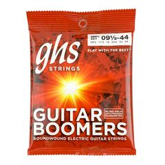 GHS Boomers GB9 1/2 09.5-44 エレキギター弦×3セット