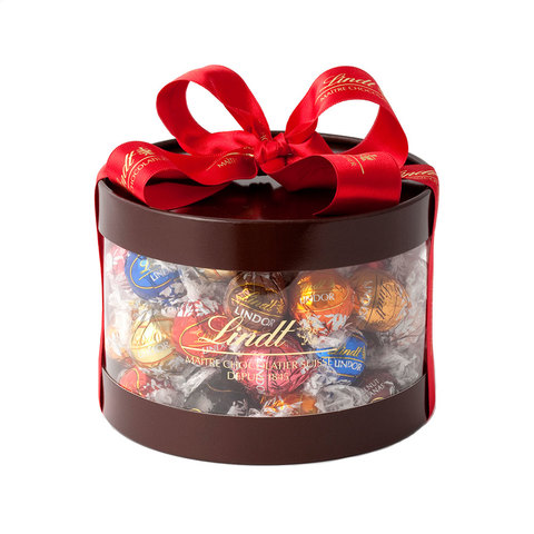 Lindt リンドール ギフトボックス50個入り